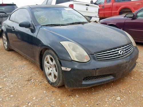 small resolution of 2005 infiniti g35 3 5l 6 for sale