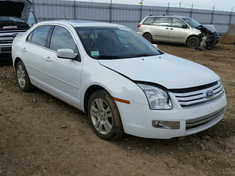 medium resolution of 2007 ford fusion sel 3 0l 6 for sale ab edmonton vin 3fahp02147r256386