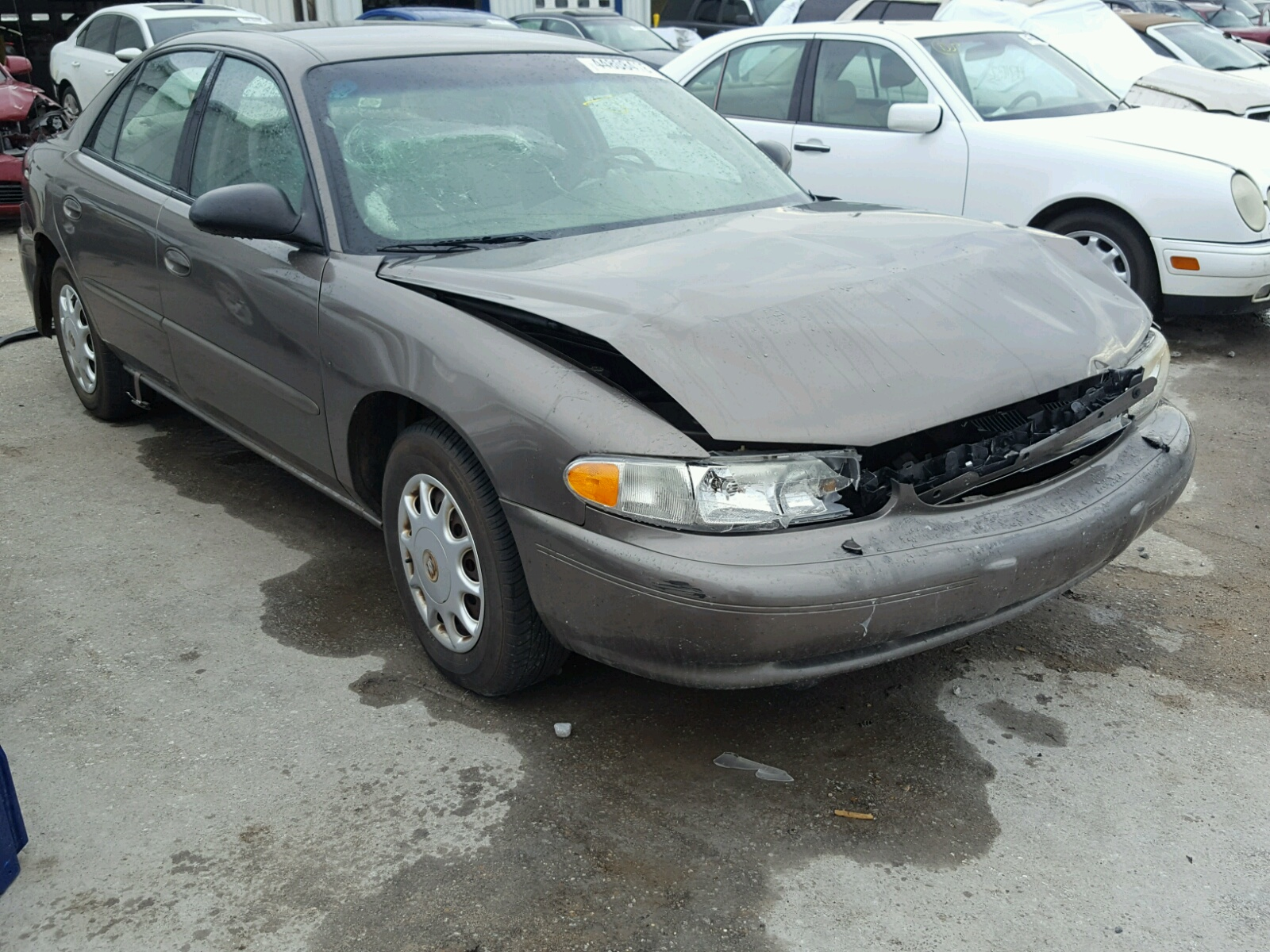 hight resolution of 2003 buick century cu 3 1l for sale at copart auto auction