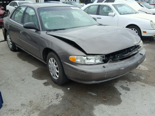 small resolution of 2003 buick century cu 3 1l for sale at copart auto auction