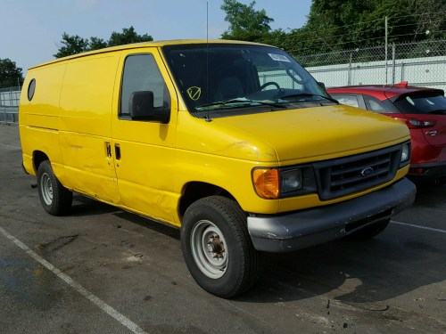 small resolution of 1ftne24w66da97160 2006 ford econoline 4 6l left view 1ftne24w66da97160