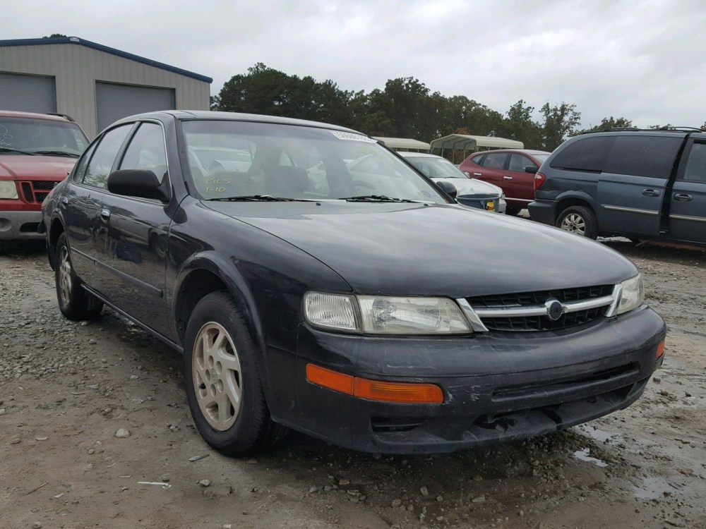 medium resolution of 1999 nissan maxima gle 3 0l 6 in ga atlanta south jn1ca21d6xm418155 for sale