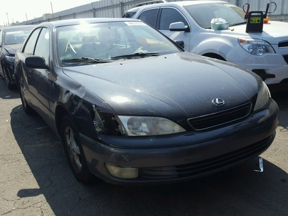 medium resolution of 1998 lexus es 300 3 0l for sale at copart auto auction