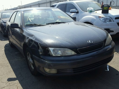 small resolution of 1998 lexus es 300 3 0l for sale at copart auto auction