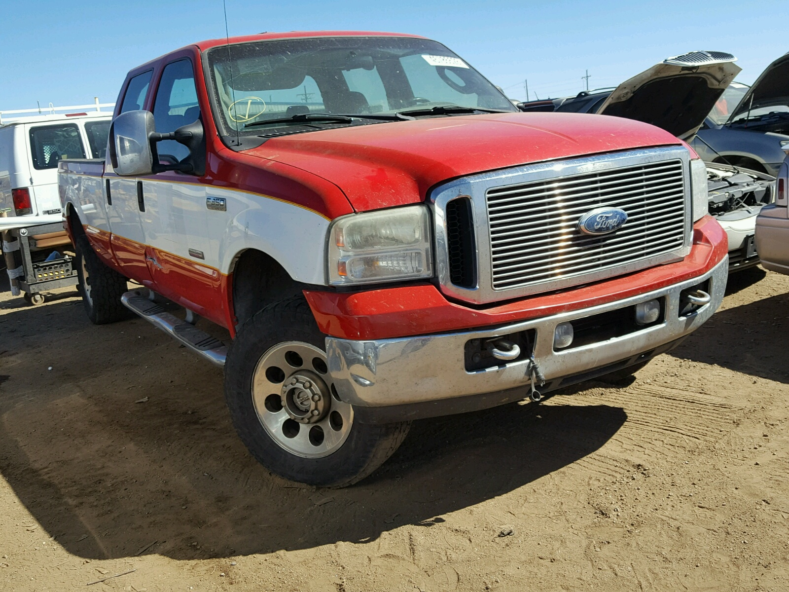 hight resolution of 1ftww31px6ea94230 2006 ford f350 srw s 6 0l left view 1ftww31px6ea94230