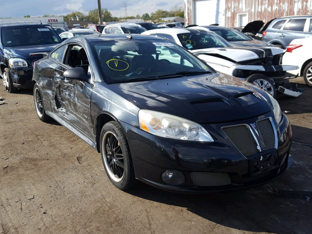 medium resolution of 2009 pontiac g6 gxp