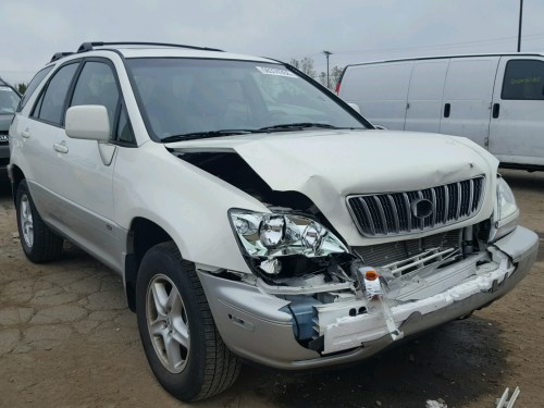 small resolution of 2002 lexus rx 300 3 0l for sale at copart auto auction