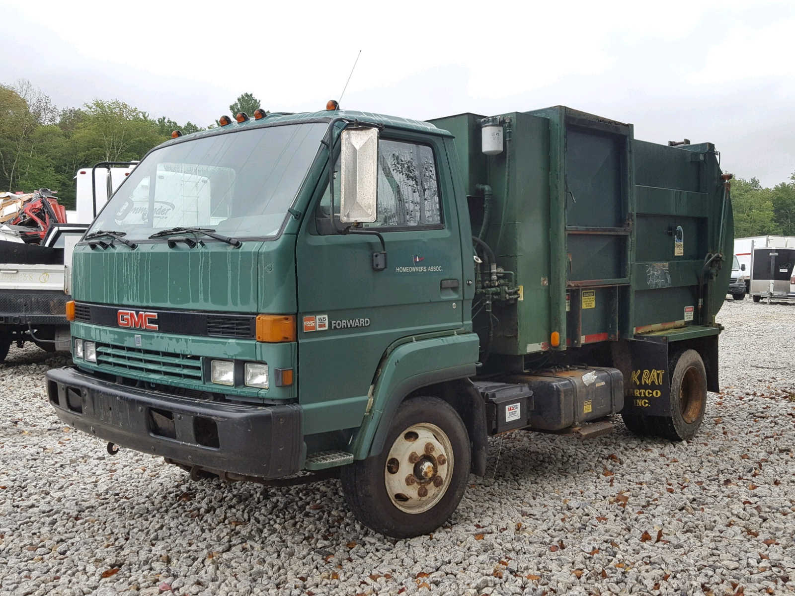 hight resolution of 1994 gmc 5000 w5r04 lot 45864728