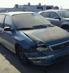 2fmda53433bb56249 2003 ford windstar s 3 8l left view 2fmda53433bb56249  [ 1600 x 1200 Pixel ]