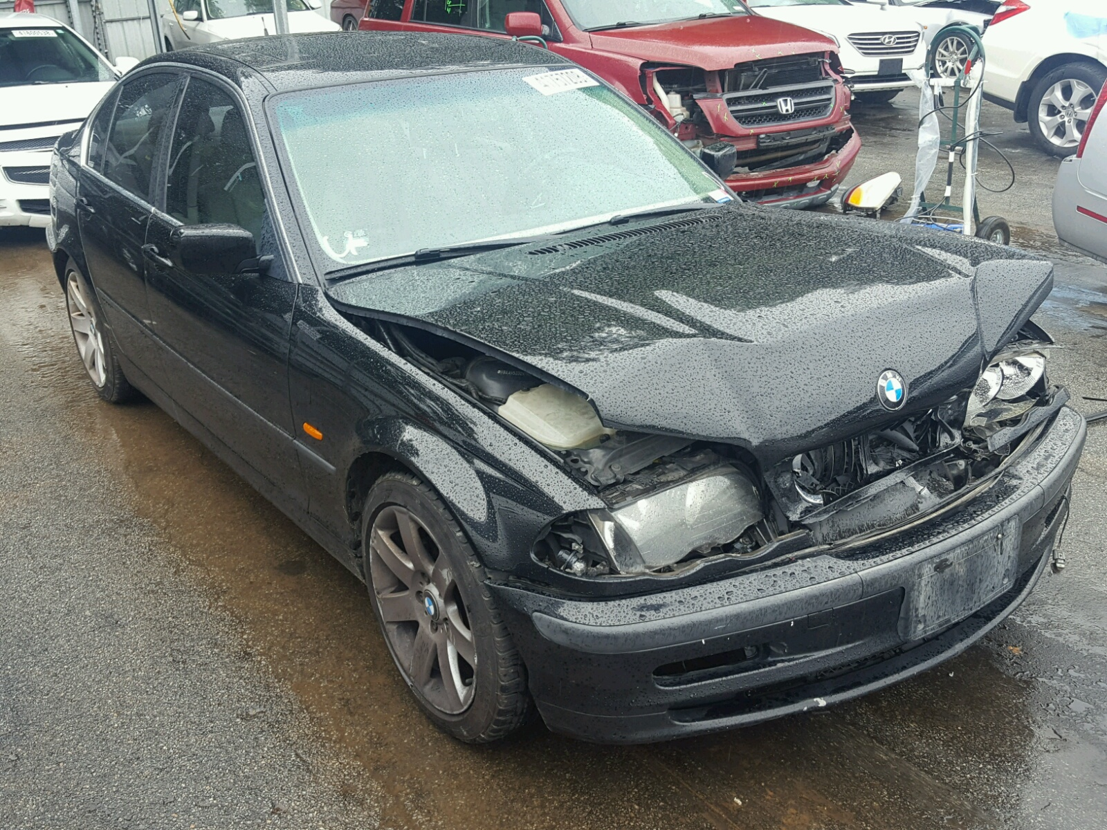hight resolution of 1999 bmw 328i autom 2 8l for sale at copart auto auction