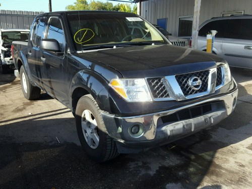 small resolution of 1n6ad07u45c406920 2005 nissan frontier c 4 0l left view 1n6ad07u45c406920