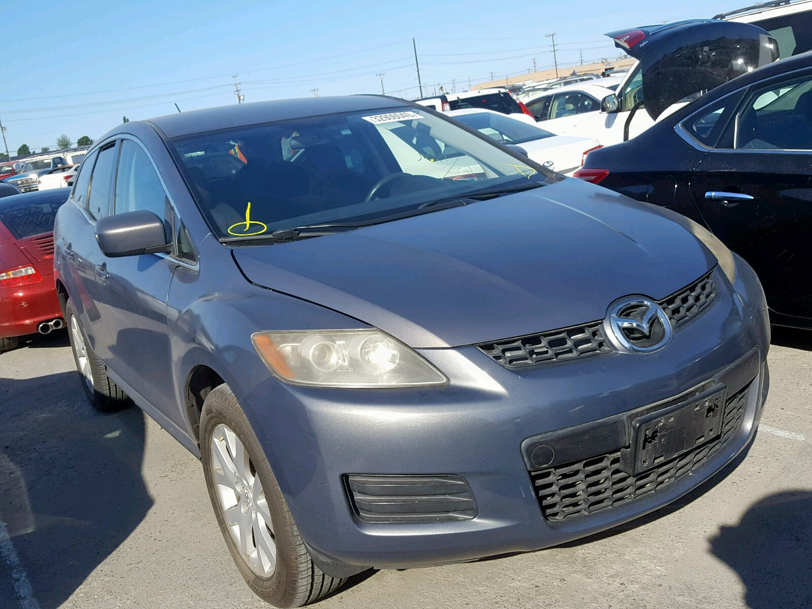 hight resolution of 2008 mazda cx 7 2 3l 4 for sale
