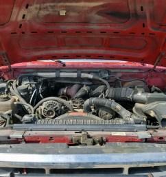 1fthw26f7teb29109 1996 ford f250 7 3l inside view 1fthw26f7teb29109  [ 1600 x 1200 Pixel ]