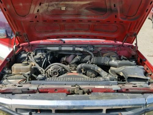 small resolution of  1fthw26f7teb29109 1996 ford f250 7 3l inside view 1fthw26f7teb29109