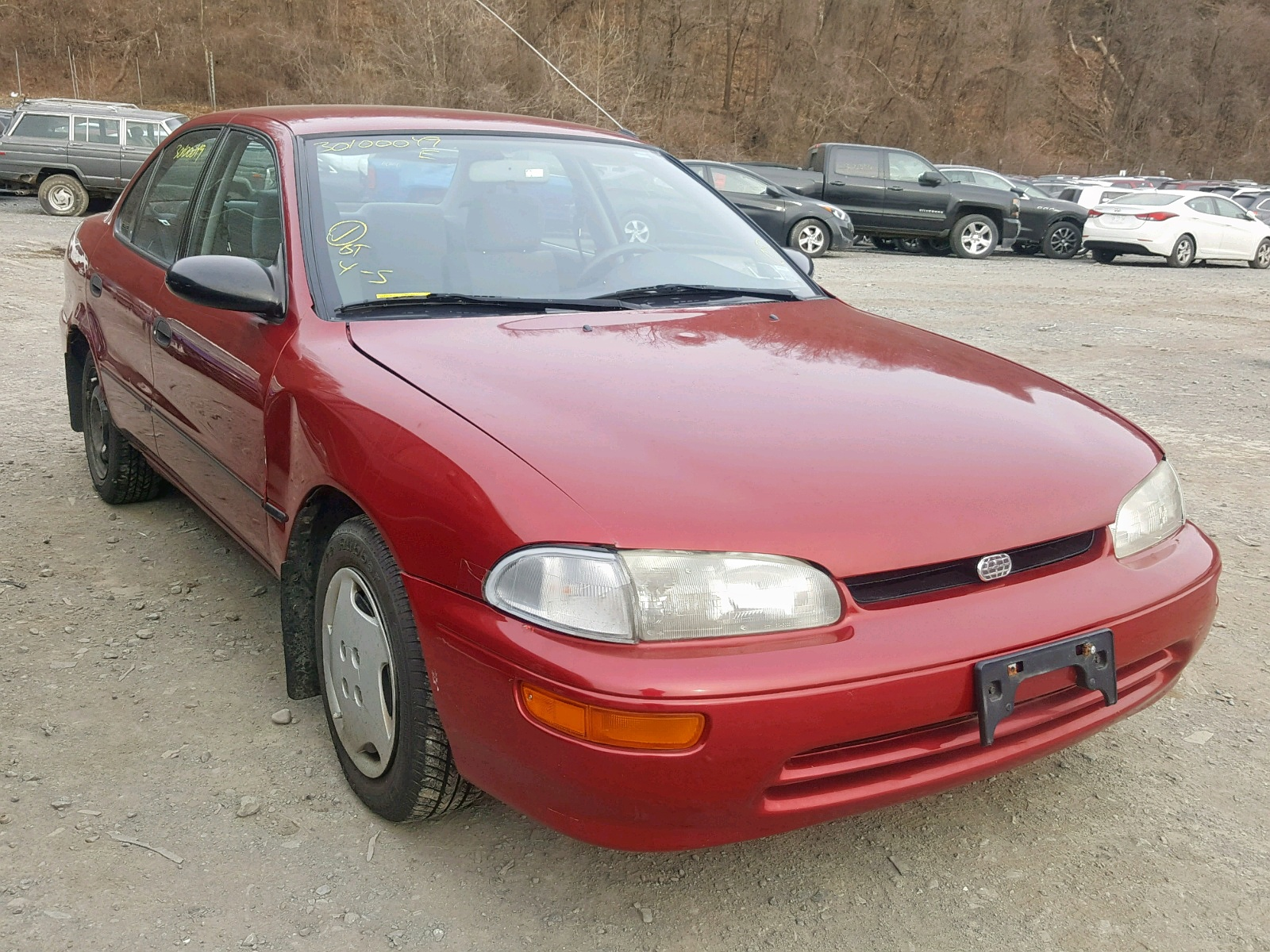 hight resolution of 1993 geo prizm base 1 6l 4 for sale
