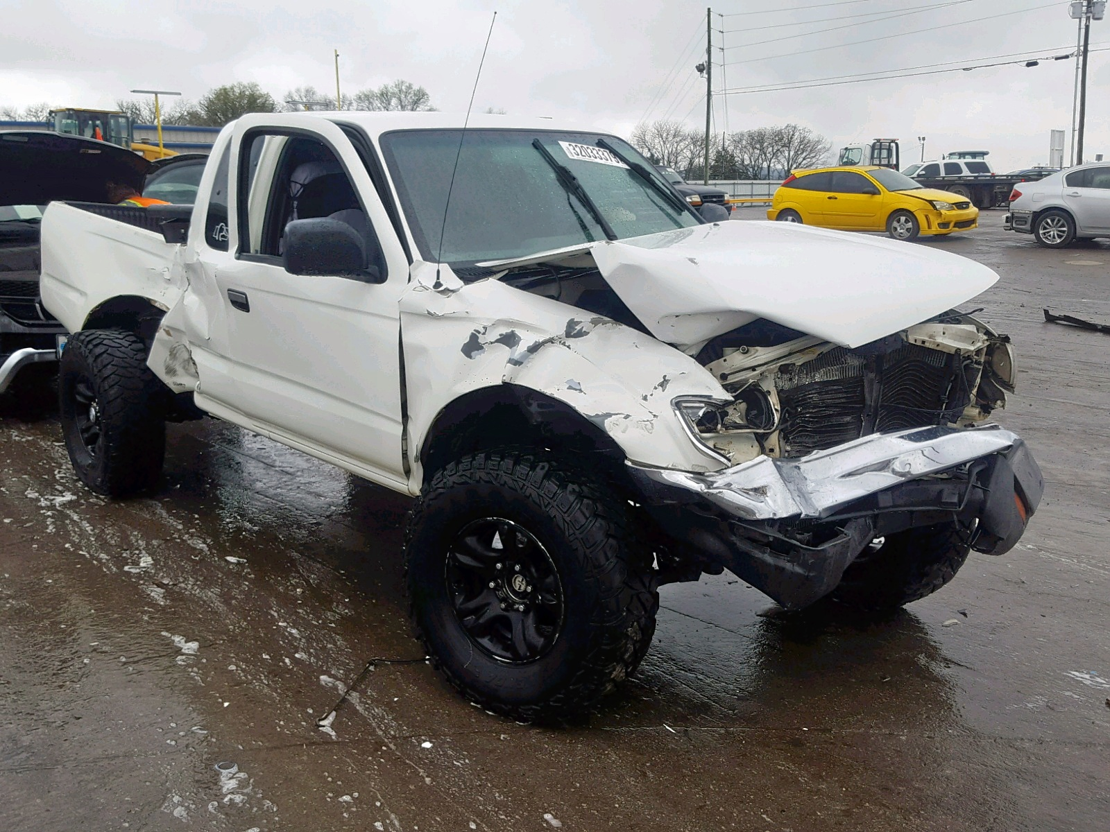 hight resolution of 1996 toyota tacoma xtr 2 7l 4 for sale