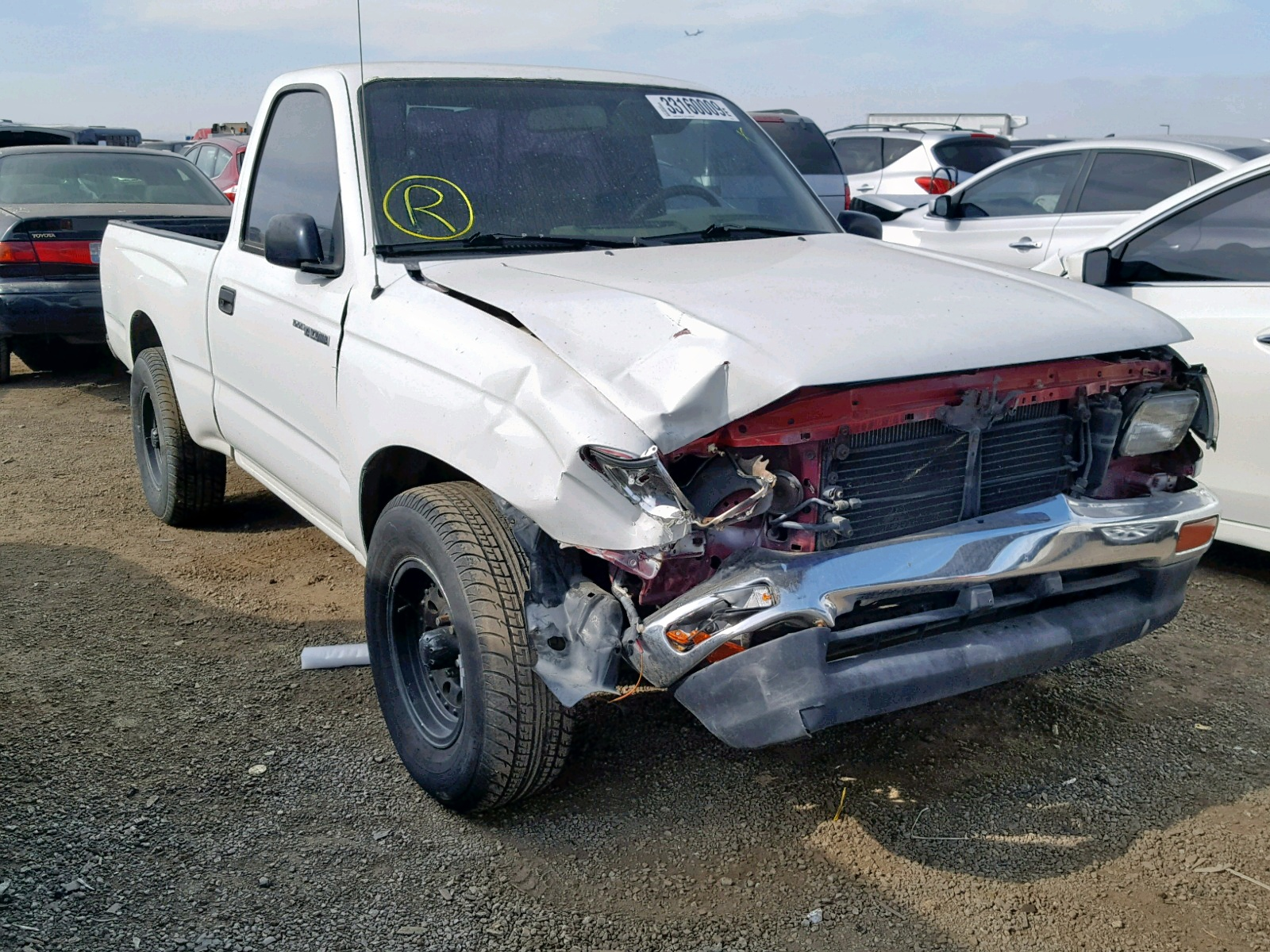 hight resolution of 1996 toyota tacoma 2 4l 4 for sale