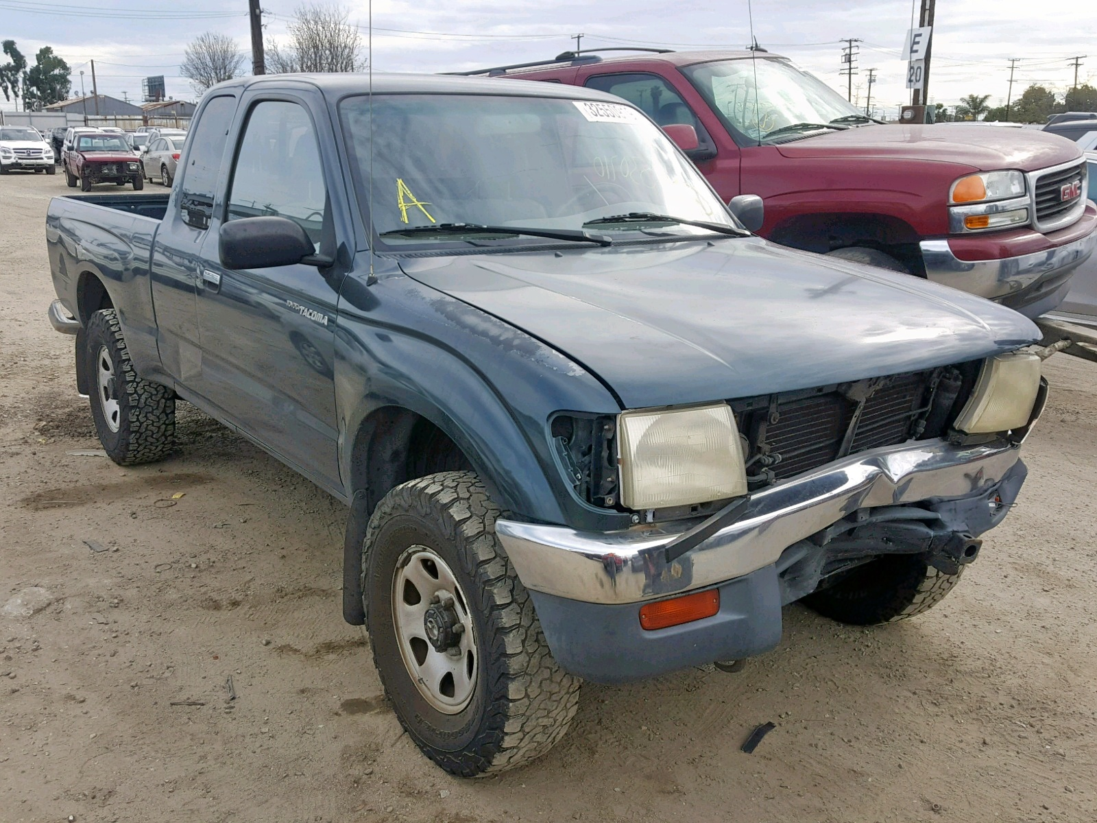 hight resolution of 1997 toyota tacoma xtr 2 7l 4 for sale