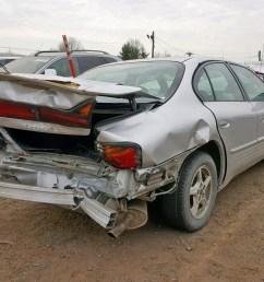 1g2hx54k0y4238785 2000 pontiac bonneville 3 8l rear view 1g2hx54k0y4238785  [ 1600 x 1200 Pixel ]