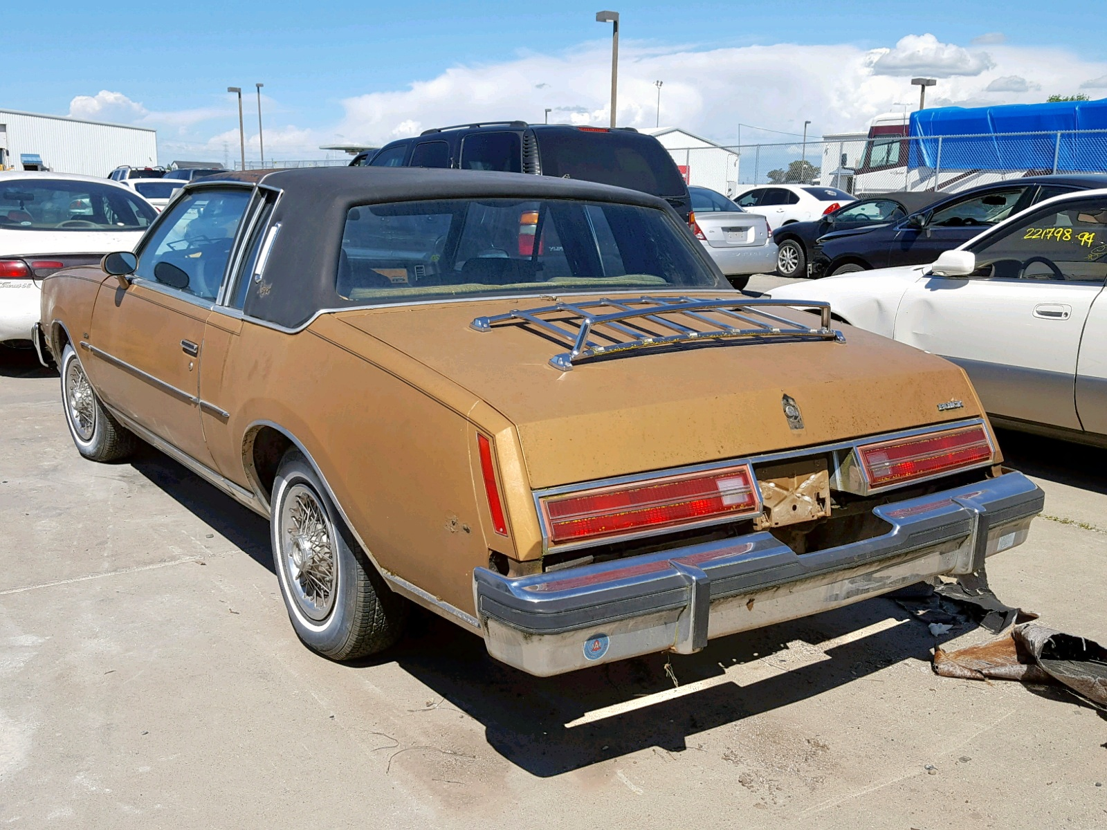 hight resolution of 1980 buick regal lot 29734879