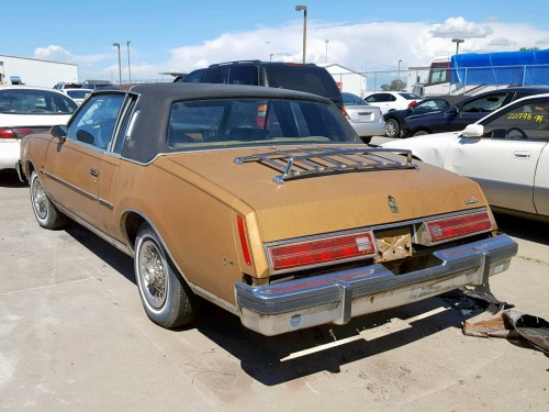 small resolution of 1980 buick regal lot 29734879