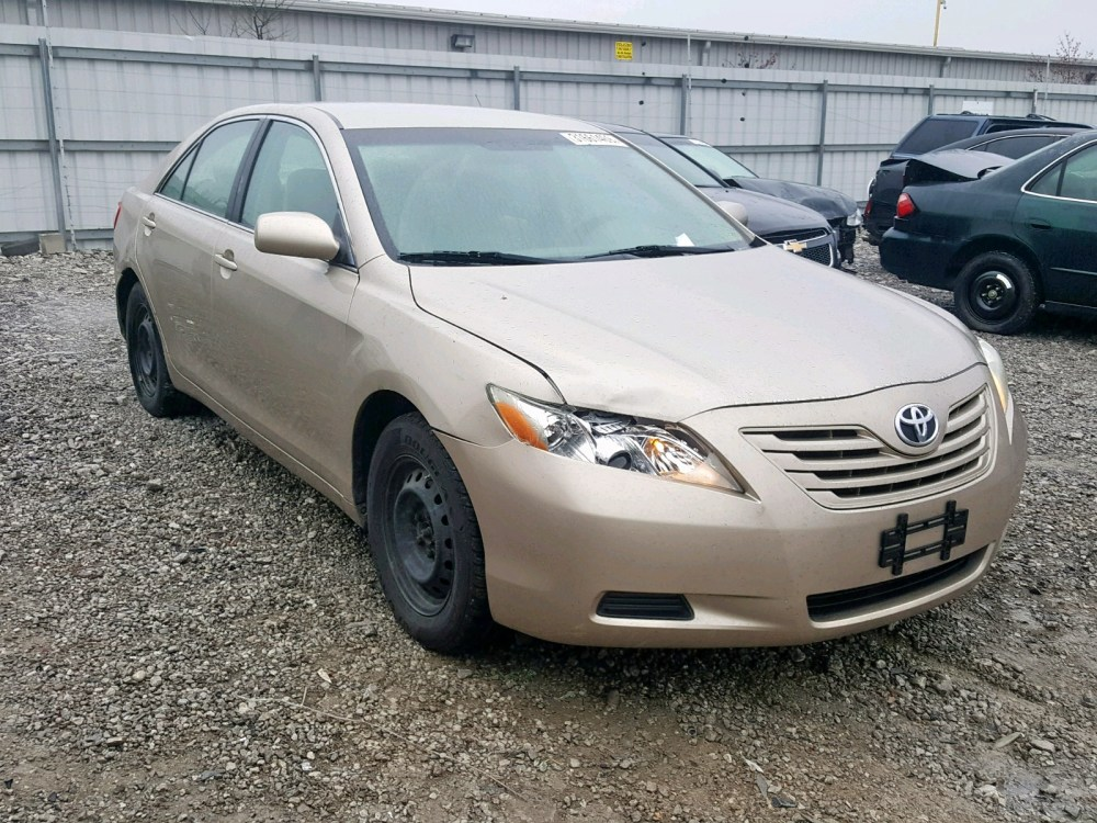 medium resolution of 2009 toyota camry base 2 4l 4 for sale