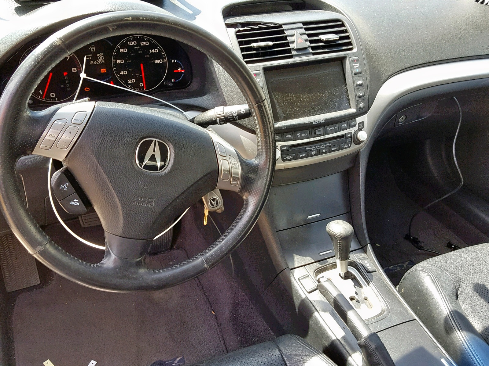 hight resolution of  jh4cl96904c013199 2004 acura tsx 2 4l engine view jh4cl96904c013199
