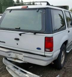 1fmdu34x7rua08550 1994 ford explorer 4 0l rear view 1fmdu34x7rua08550  [ 1600 x 1200 Pixel ]