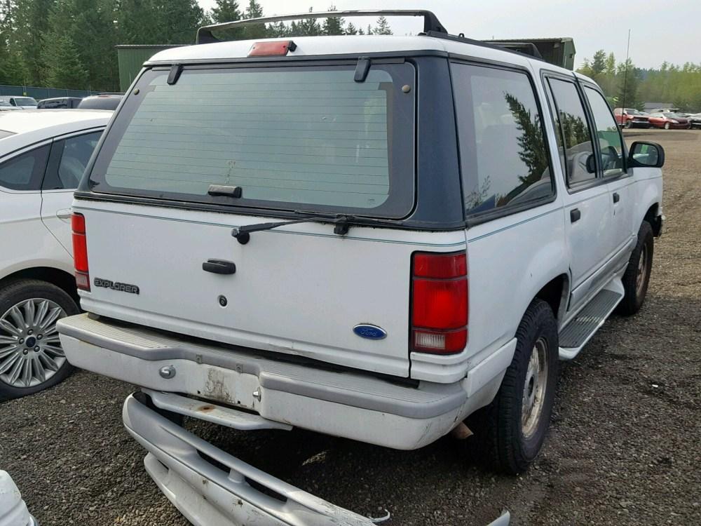 medium resolution of  1fmdu34x7rua08550 1994 ford explorer 4 0l rear view 1fmdu34x7rua08550