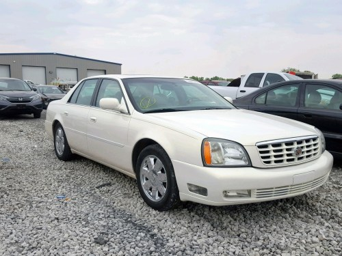 small resolution of 1g6kf57905u128332 2005 cadillac deville dt 4 6l left view 1g6kf57905u128332