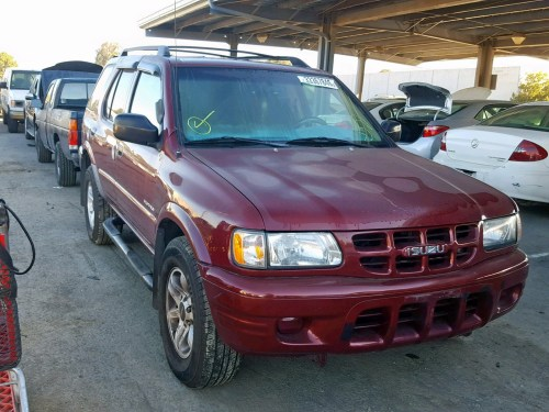 small resolution of 2002 isuzu rodeo s 3 2l 6 for sale