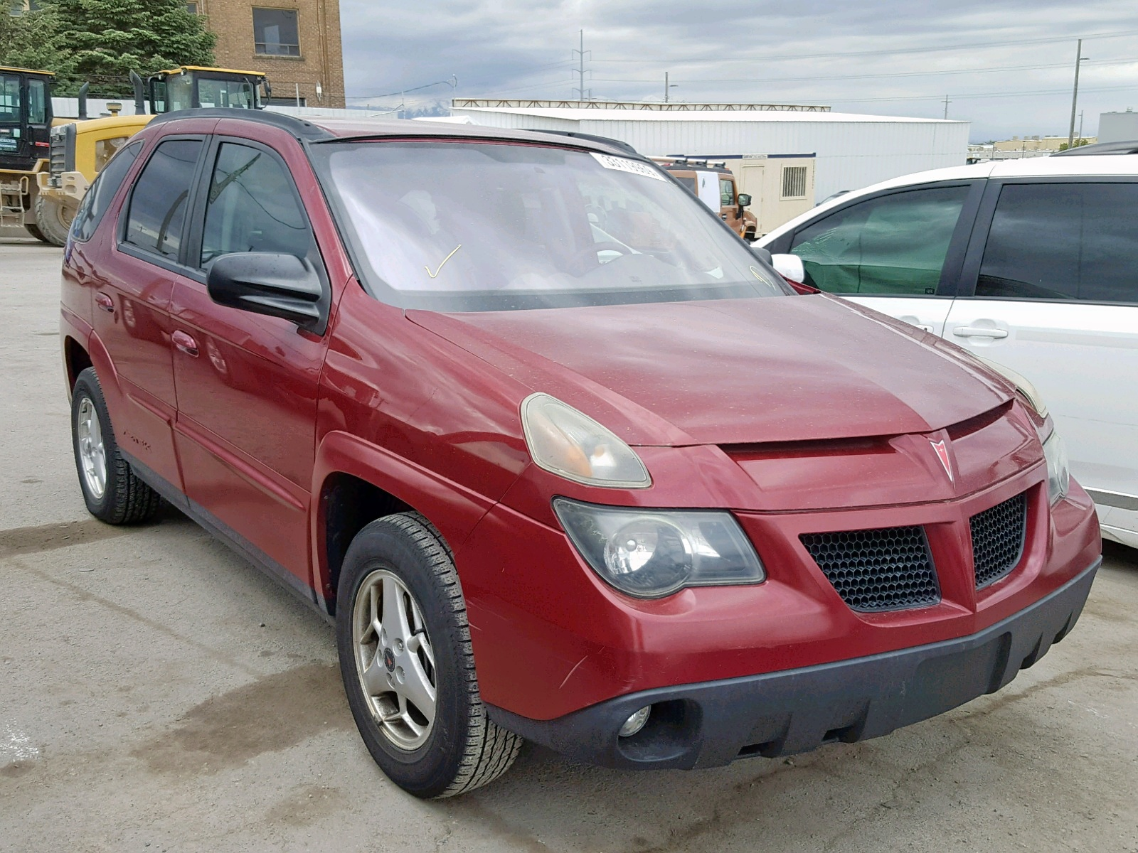 hight resolution of 2005 pontiac aztek 3 4l 6 for sale