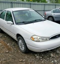 1999 ford contour lx 2 0l 4 for sale [ 1600 x 1200 Pixel ]