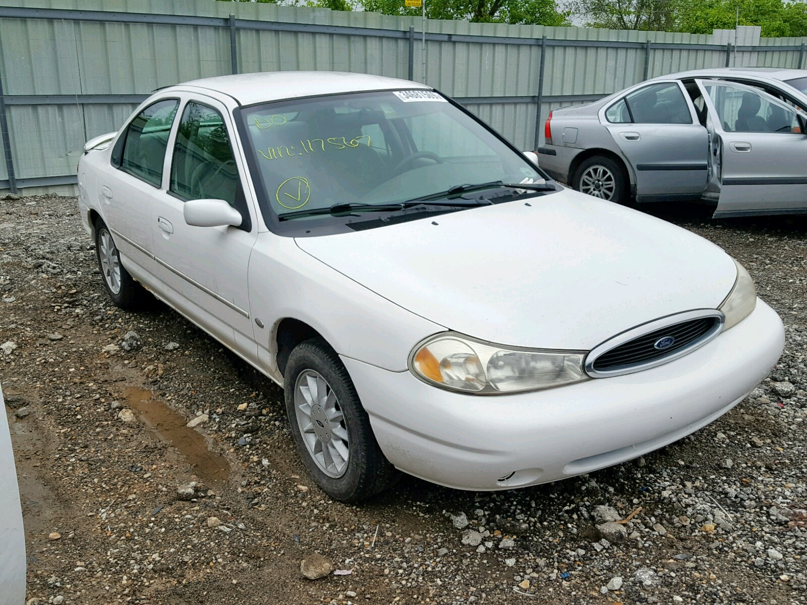 hight resolution of 1999 ford contour lx 2 0l 4 for sale