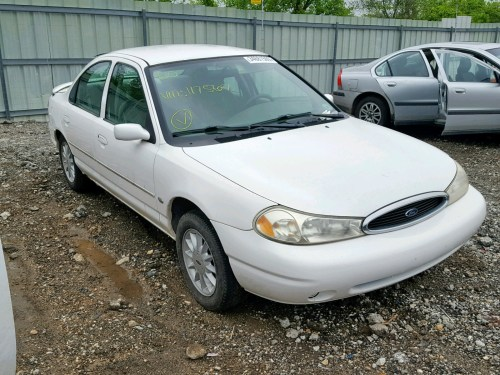 small resolution of 1999 ford contour lx 2 0l 4 for sale