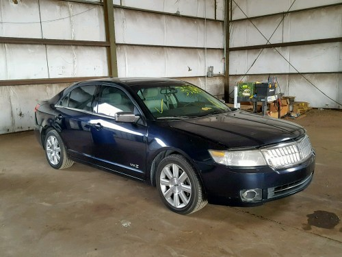 small resolution of 2008 lincoln mkz 3 5l 6 for sale