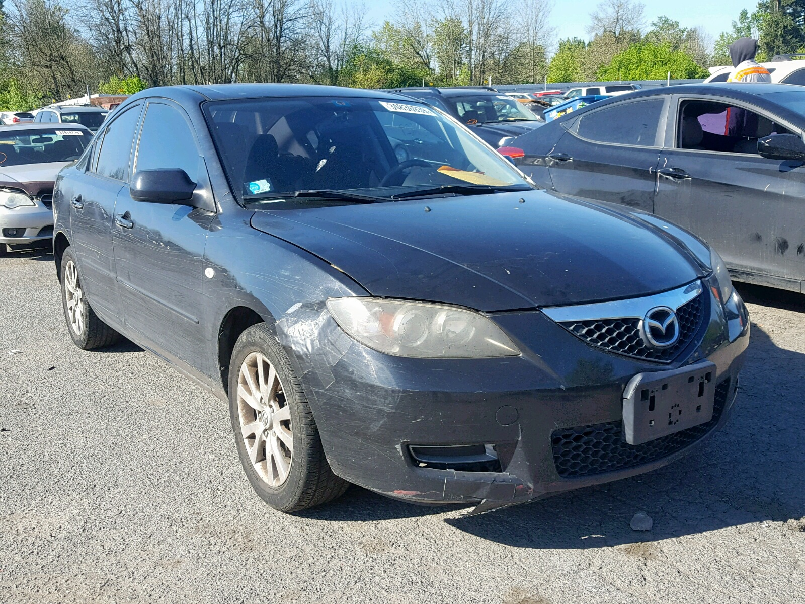 hight resolution of 2007 mazda 3 i 2 0l 4 for sale