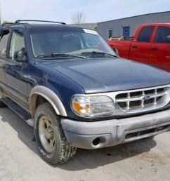 1999 ford explorer 4 0l 6 for sale [ 1600 x 1200 Pixel ]