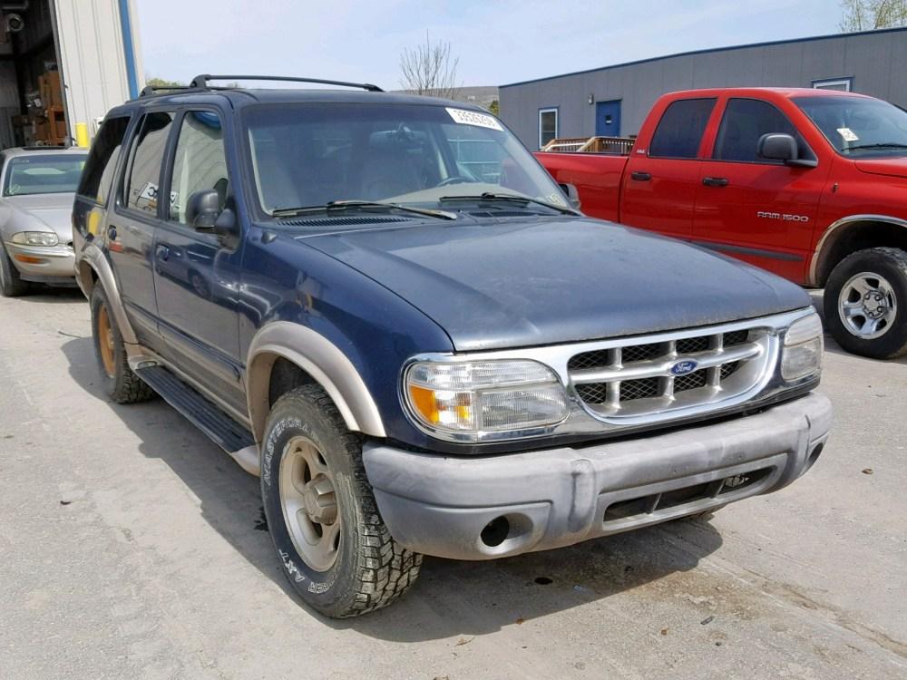 medium resolution of 1999 ford explorer 4 0l 6 for sale