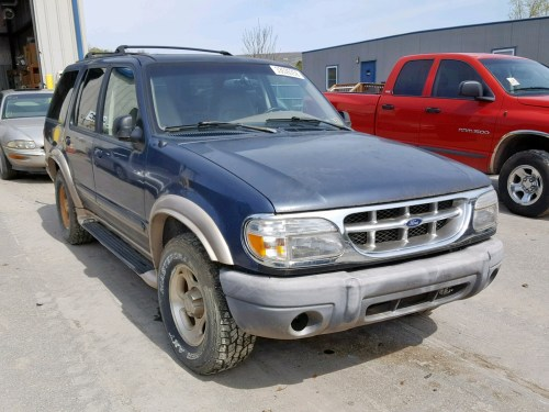 small resolution of 1999 ford explorer 4 0l 6 for sale