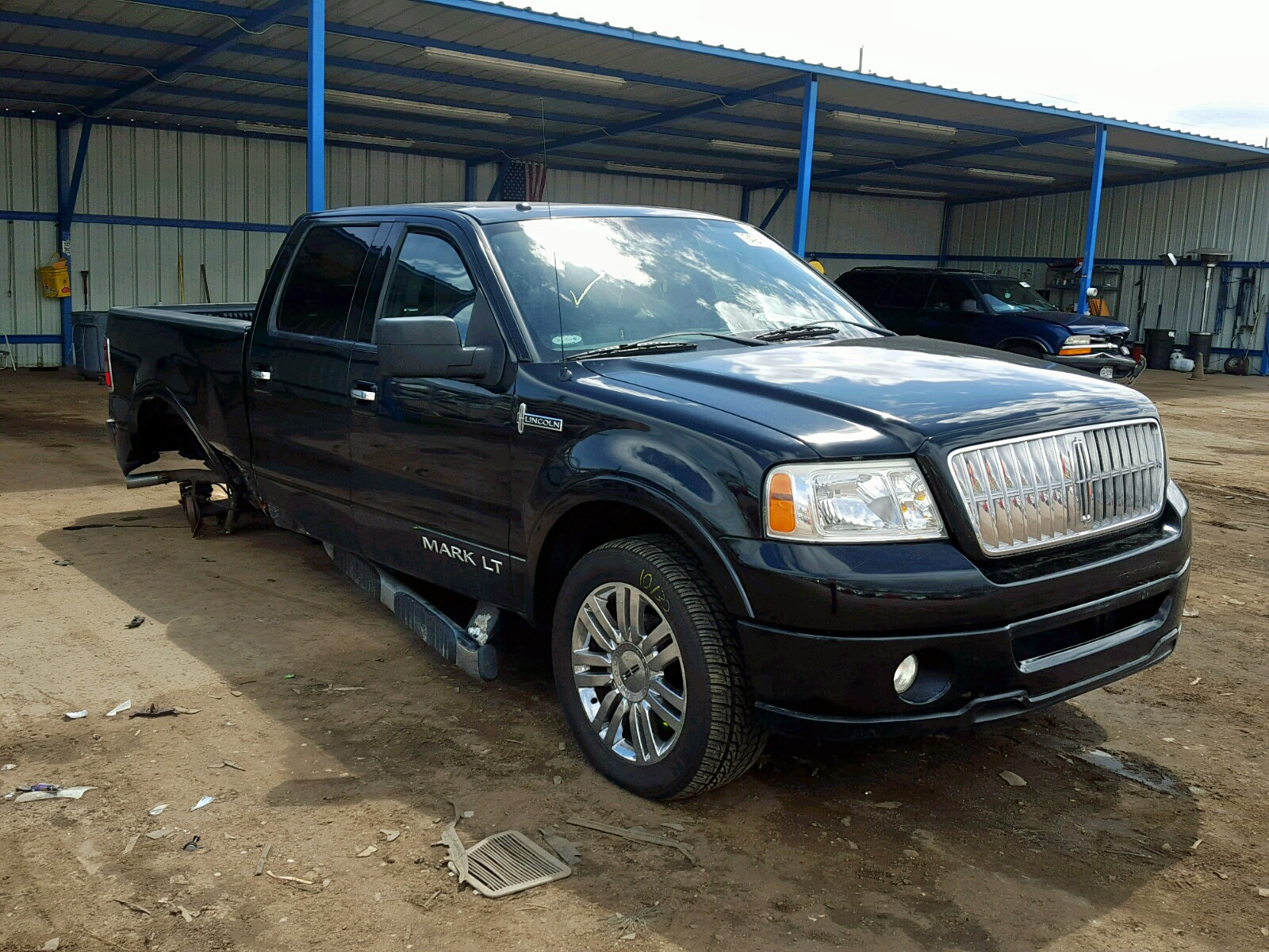 hight resolution of 2008 lincoln mark lt 5 4l 8 for sale