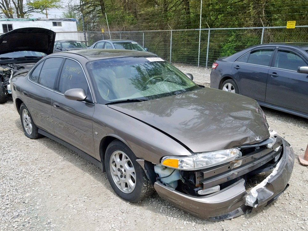 medium resolution of 1g3ws52h41f142435 2001 oldsmobile intrigue g 3 5l left view 1g3ws52h41f142435