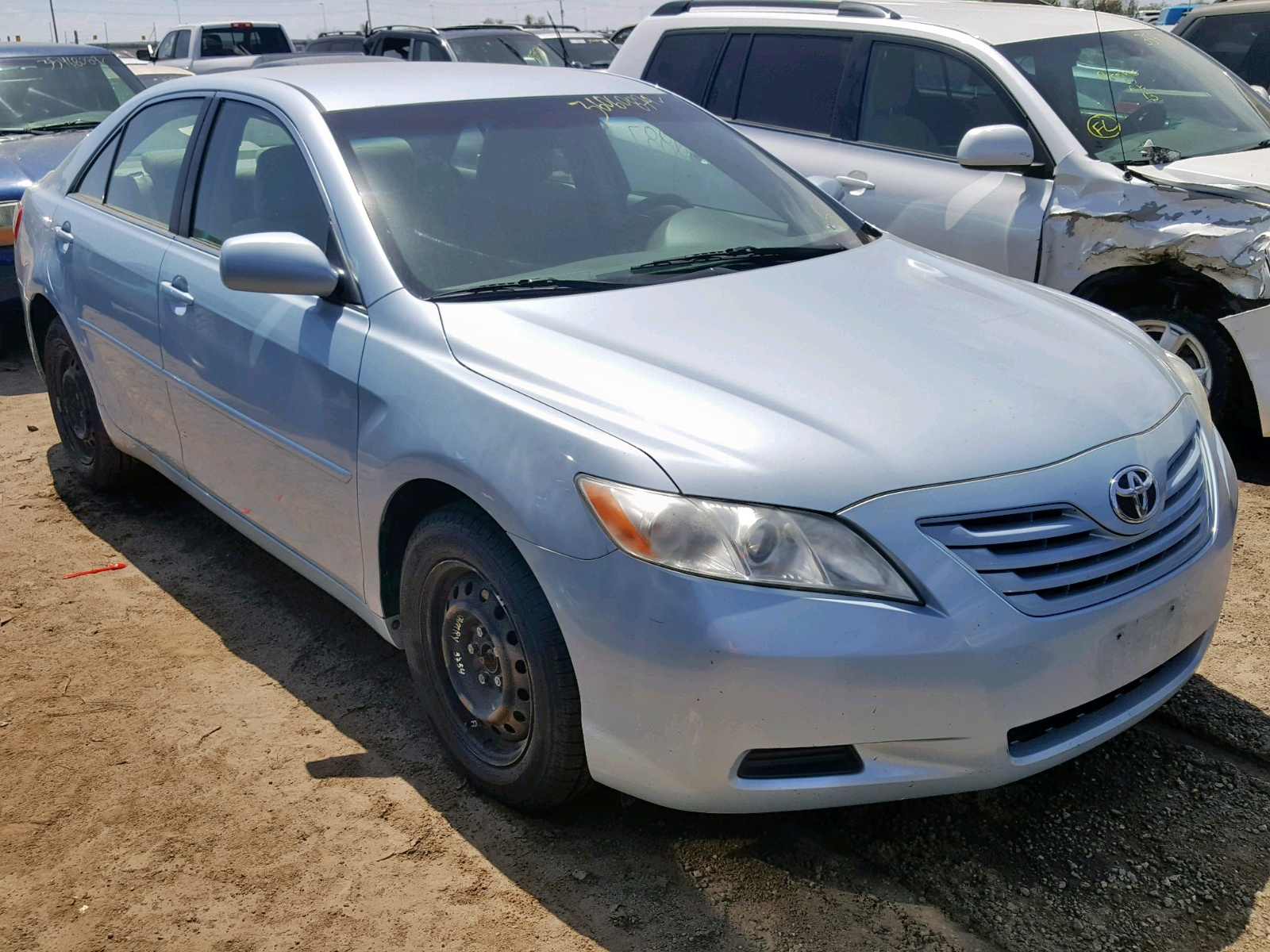 hight resolution of 2009 toyota camry base 2 4l 4 for sale