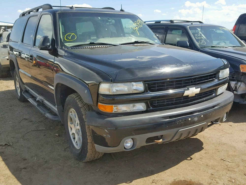 medium resolution of 2003 chevrolet suburban k 5 3l 8 for sale