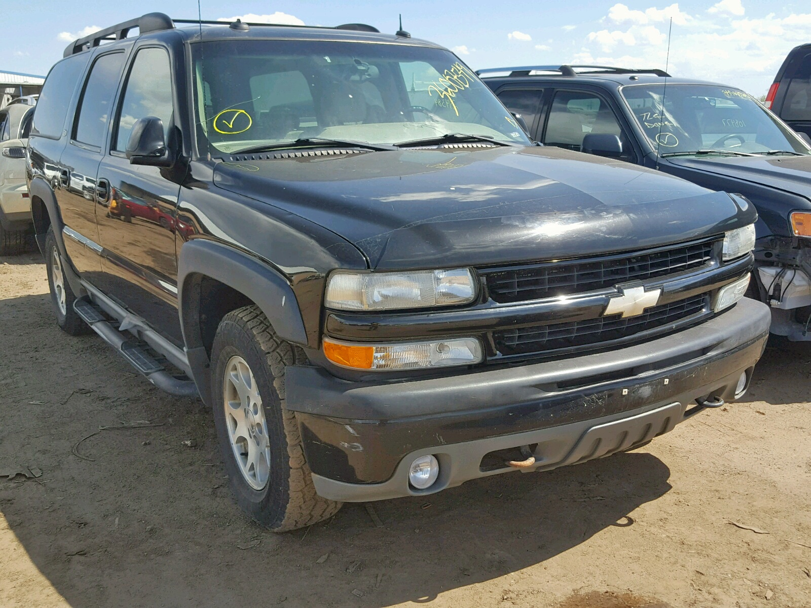 hight resolution of 2003 chevrolet suburban k 5 3l 8 for sale