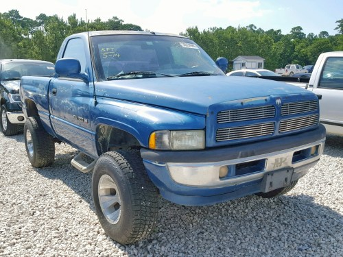 small resolution of 1997 dodge ram 1500 5 2l 8 for sale