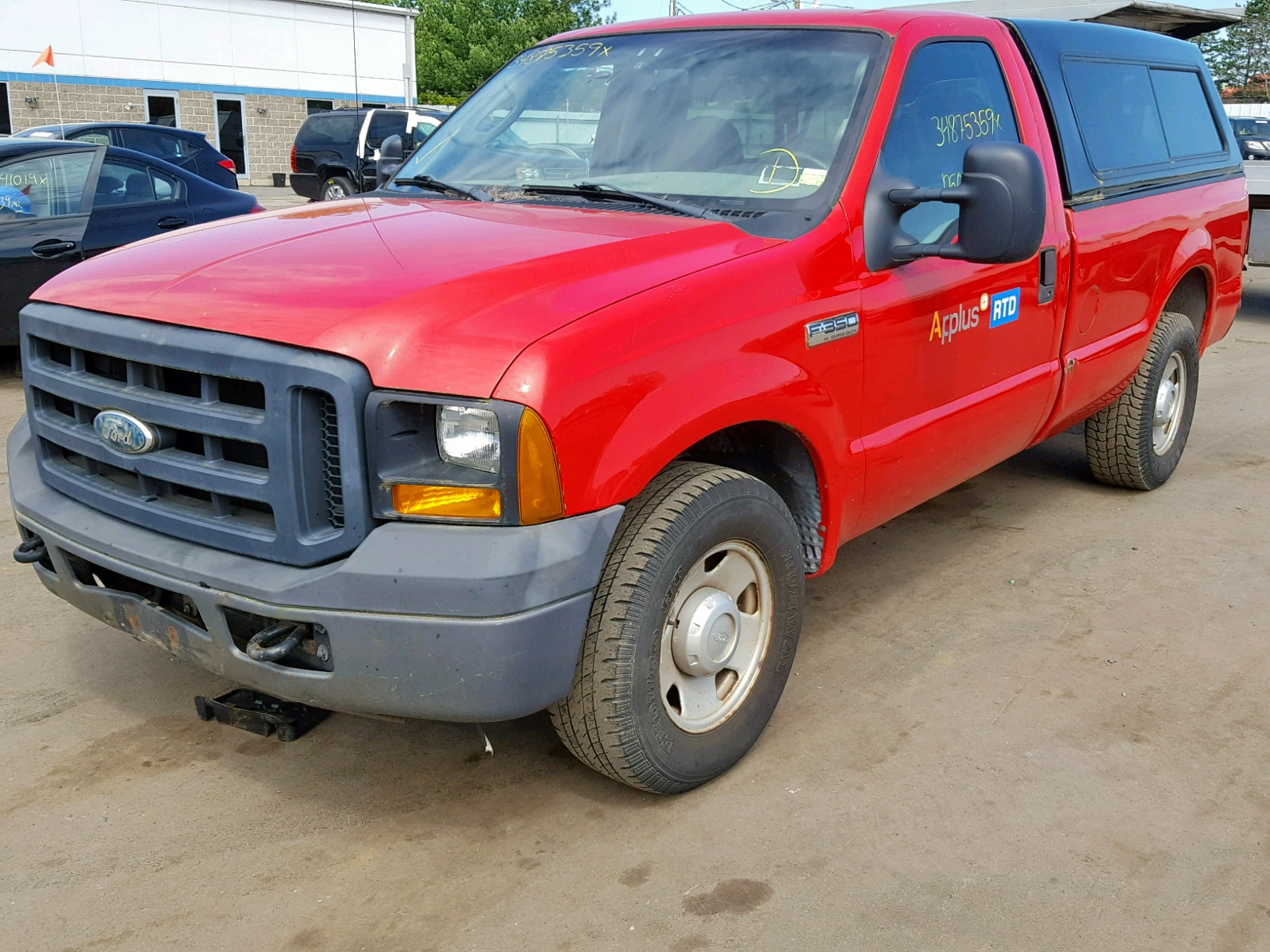 hight resolution of  1ftsf30546ed95705 2006 ford f350 srw s 5 4l right view 1ftsf30546ed95705