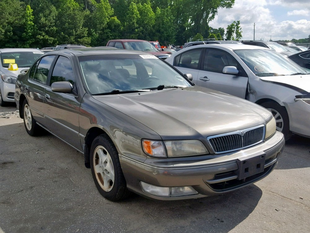 medium resolution of 1998 infiniti i30 3 0l 6 for sale