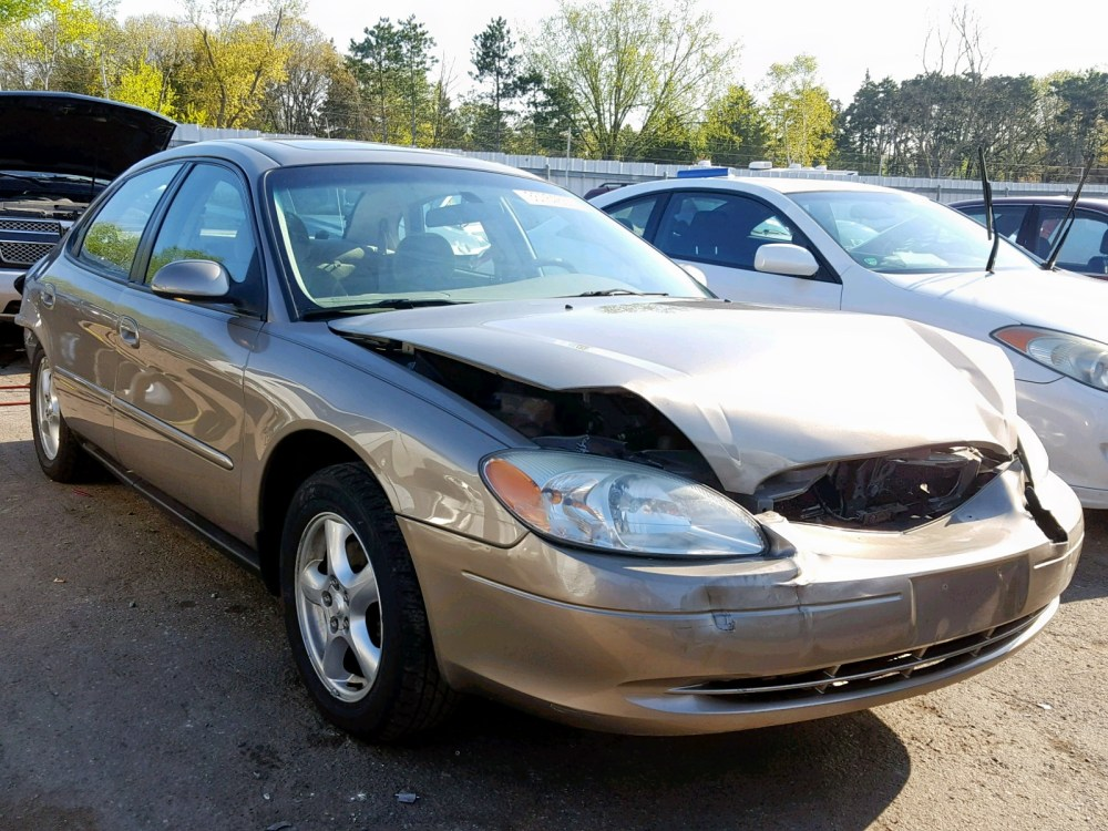 medium resolution of 1fafp55u53g244419 2003 ford taurus ses 3 0l left view 1fafp55u53g244419