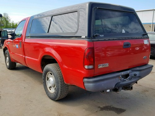 small resolution of  1ftsf30546ed95705 2006 ford f350 srw s 5 4l angle view 1ftsf30546ed95705